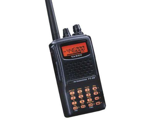Портативная любительская радиостанция Yaesu FT-60R