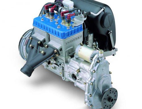 Рабочие параметры двигателей ROTAX