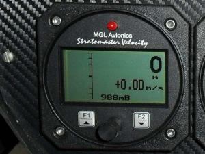 Альтиметр-Вариометр stratomaster ALT-3