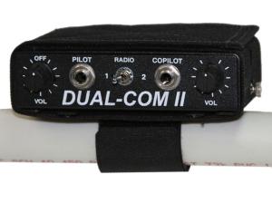 чехол для интеркома Comtronics Dual-Com II