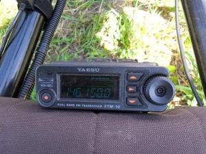Радиостанция Yaesu FTM-10R