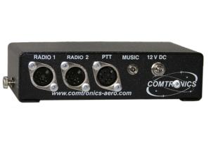 авиационный интерком Comtronics Dual-Com II