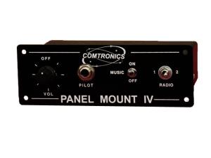 Авиационный интерком Comtronics Panel Mount IV