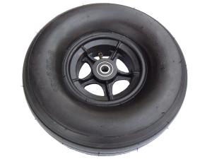 широкое колесо 18х8,50-8 на  диске